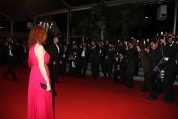 photo 129/143 - Sabine Azema face aux photographes  - Cannes 2012 - Nos plus belles photos du Festival de Cannes 2012 ! - © Isabelle Vautier pour CommeAuCinema.com