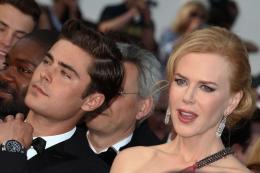 photo 60/143 - Zac Efron, sa montre et Nicole Kidman  - Cannes 2012 - Nos plus belles photos du Festival de Cannes 2012 ! - © Isabelle Vautier pour CommeAuCinema.com