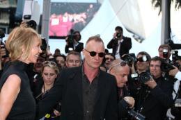 photo 24/143 - Sting et Madame sur la Croisette - Nos plus belles photos du Festival de Cannes 2012 ! - © Isabelle Vautier pour CommeAuCinema.com