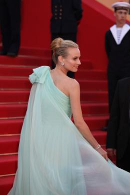 photo 41/143 - La toujours �l�gante Diane Kruger - Cannes 2012 - Nos plus belles photos du Festival de Cannes 2012 ! - © Isabelle Vautier pour CommeAuCinema.com