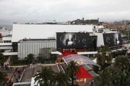 photo 113/143 - Rassurez-vous, à Cannes aussi il fait moche - Cannes 2012 - Nos plus belles photos du Festival de Cannes 2012 ! - © Isabelle Vautier pour CommeAuCinema.com