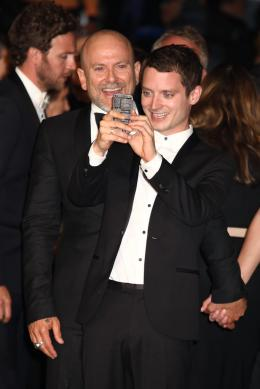 photo 1/8 - Franck Khalfoun et Elijah Wood présentent Maniac - Cannes 2012 : Elijah Wood est un Maniac - © Isabelle Vautier pour CommeAuCinema.com