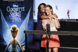 photo 23/31 - Lorie et Amel Bent - Clochette et le secret des Fées - © Walt Disney Studios Motion Pictures France