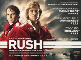 photo 30/33 - Affiche - Rush - © Pathé Distribution
