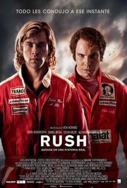 photo 24/33 - Affiche - Rush - © Pathé Distribution