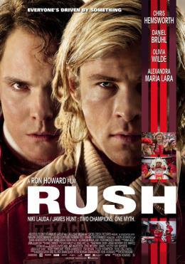photo 33/33 - Affiche - Rush - © Pathé Distribution