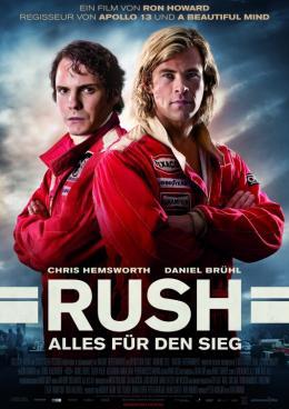 photo 32/33 - Affiche - Rush - © Pathé Distribution
