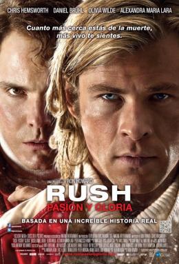 photo 25/33 - Affiche - Rush - © Pathé Distribution