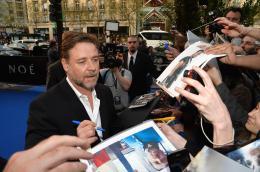 photo 26/97 - Russell Crowe - Avant-première parisienne de Noé - Noé - © Paramount