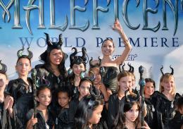 photo 79/125 - Angelina Jolie - Avant-première à Hollywood - Maléfique - © Walt Disney Studios Motion Pictures France