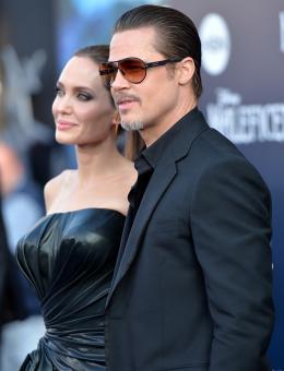 photo 68/125 - Angelina Jolie, Brad Pitt - Avant-première à Hollywood - Maléfique - © Walt Disney Studios Motion Pictures France