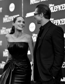 photo 91/125 - Angelina Jolie, Brad Pitt - Avant-première à Hollywood - Maléfique - © Walt Disney Studios Motion Pictures France