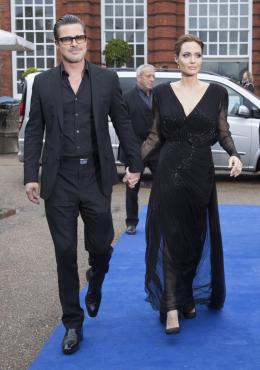 photo 101/125 - Angelina Jolie, Brad Pitt  - Avant-première à Londres - Maléfique - © Walt Disney Studios Motion Pictures France