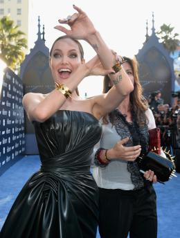 photo 67/125 - Angelina Jolie - Avant-première à Hollywood - Maléfique - © Walt Disney Studios Motion Pictures France