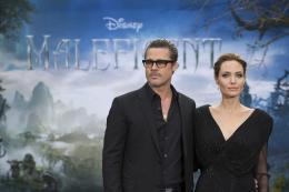 photo 110/125 - Angelina Jolie, Brad Pitt  - Avant-première à Londres - Maléfique - © Walt Disney Studios Motion Pictures France