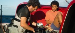 photo 15/31 - Fran�ois Cluzet et Samy Seghir - En Solitaire - © Gaumont Distribution
