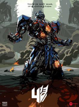 photo 84/84 - Transformers : l'�ge de l'extinction