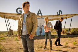 photo 43/84 - Mark Wahlberg, Nicola Peltz, Jack Reynor - Transformers : l'âge de l'extinction - © Paramount