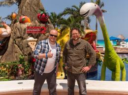 photo 18/36 - Cody Cameron, Kris Pearn - L'Île des Miam-nimaux - Tempête de boulettes géantes 2 - © Sony Pictures