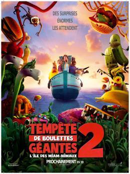photo 28/36 - L'Île des Miam-nimaux - Tempête de boulettes géantes 2 - © Sony Pictures