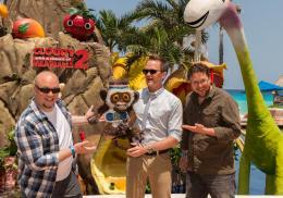 photo 22/36 - Cody Cameron, Kris Pearn, Neil Patrick Harris - L'Île des Miam-nimaux - Tempête de boulettes géantes 2 - © Sony Pictures