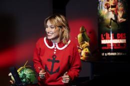 photo 11/36 - Pauline Lefèvre - L'Île des Miam-nimaux - Tempête de boulettes géantes 2 - © Sony Pictures