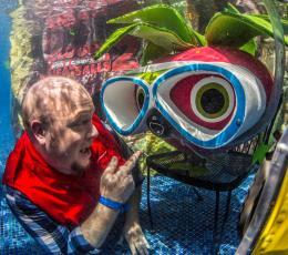 photo 14/36 - Cody Cameron - L'Île des Miam-nimaux - Tempête de boulettes géantes 2 - © Sony Pictures