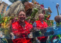 photo 20/36 - Cody Cameron, Kris Pearn - L'Île des Miam-nimaux - Tempête de boulettes géantes 2 - © Sony Pictures
