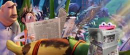 photo 7/36 - L'Île des Miam-nimaux - Tempête de boulettes géantes 2 - © Sony Pictures