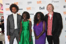 Healesville Joel Présentation du film Mr. Pip au 37ème Festival International du film de Toronto 2012 photo 1 sur 3
