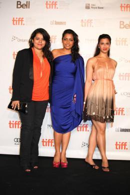 photo 58/126 - Soirée d'ouverture du 37ème Festival International du film de Toronto 2012 - test - © Isabelle Vautier pour CommeAuCinéma