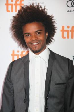 Mr Pip Eka Darville - Présentation du film Mr. Pip au 37ème Festival International du film de Toronto 2012 photo 2 sur 13