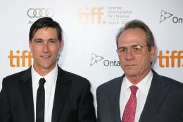 photo 33/36 - Matthew Fox, Tommy Lee Jones - 37ème Festival International du film de Toronto 2012 - Crimes de Guerre - © Isabelle Vautier pour CommeAuCinéma