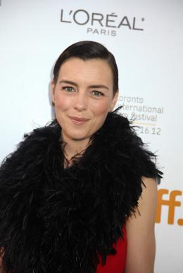 photo 21/28 - Olivia Williams - Week-end royal - © Isabelle Vautier pour CommeAuCin�ma