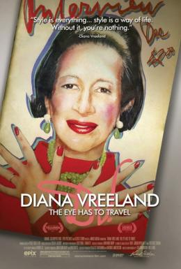 photo 6/7 - Diana Vreeland : L'oeil doit voyager - © Happiness Distribution