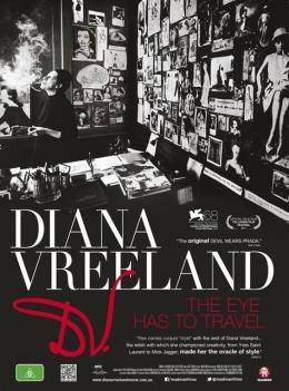 photo 7/7 - Diana Vreeland : L'oeil doit voyager - © Happiness Distribution
