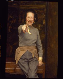 photo 4/7 - Diana Vreeland : L'oeil doit voyager - © Happiness Distribution