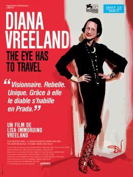photo 5/7 - Diana Vreeland : L'oeil doit voyager - © Happiness Distribution