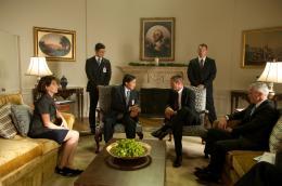 photo 6/20 - Melissa Leo, Rick Yune, Aaron Eckhart, Phil Austin - La Chute de la Maison Blanche - © SND