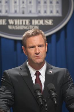 La Chute de la Maison Blanche Aaron Eckhart photo 2 sur 20