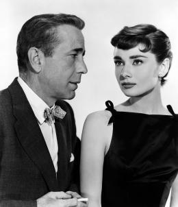 Sabrina Audrey Hepburn, Humphrey Bogart photo 7 sur 12