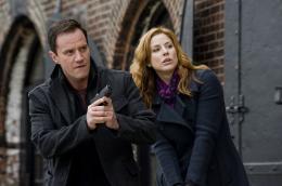 photo 4/14 - Tim DeKay, Hilarie Burton - FBI : Duo très spécial - Saison 1 & 2 - © Fox Pathé Europa