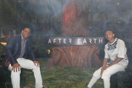 photo 16/17 - Will Smith et Jaden Smith - After Earth - © Sony Pictures