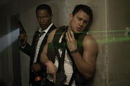 photo 3/26 - Jamie Foxx et Channing Tatum - White House Down - © Sony Pictures