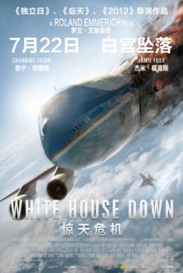 photo 25/26 - Affiche - White House Down - © Sony Pictures