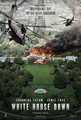 photo 17/26 - Affiche - White House Down - © Sony Pictures