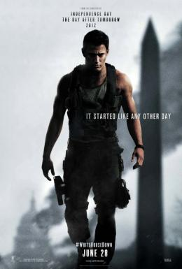 photo 15/26 - Affiche - White House Down - © Sony Pictures