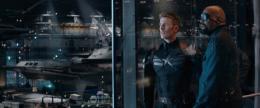 photo 24/153 - Chris Evans, Samuel L. Jackson - Captain America, le soldat de l'hiver - © Walt Disney Studios Motion Pictures France