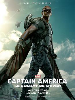 photo 142/153 - Anthony Mackie - Captain America, le soldat de l'hiver - © Walt Disney Studios Motion Pictures France