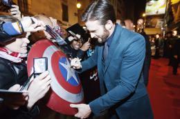 photo 45/153 - Chris Evans - Captain America, le soldat de l'hiver - © Walt Disney Studios Motion Pictures France